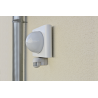 Application image of insulation screw IPS-H 55: Retrofitted motion detector