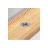 Graphic SIT screw - flush finishing in wood