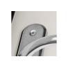 Graphic SIT screw- flush finishing in metal fittings
