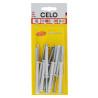 Product image of blister nail plug NP 6-60