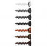Product image of insulation screw IPS-H all colours