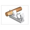 Double pipe clip Saniclip  SCD