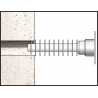 Cable tie wall plug Tacobrid TB