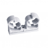 Multidiameter clamp Abranyl® Double ABMD