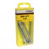 Blister Hexagonal metric screw DIN 933