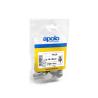 Plastic bag single clip with plug  FTS