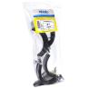 Plastic bag EPDM rubber clamp M8+M10 RI
