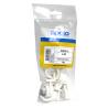 Plastic bag single clip Saniclip  SC