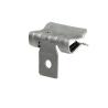 Metal clip for beams suspension type CAL