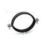 Ventilation EPDM rubber clamp M8+M10 VIE