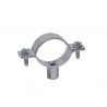 Metal clamp M8+M10  R
