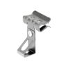 Metal clip for threaded rod installations CVA