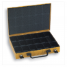 Metal case for screws and plugs