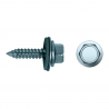 Self-tapping screw EDPM washer CH78