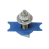 Quick slick nut with bolt EPR