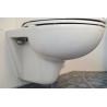 Application image of urinal installation set UB: Hanging toilet