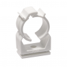 Product image of plastic clamp Abranyl AN white