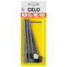 Product image of blister window frame screws FBS with cover caps