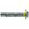 Product image of sleeve anchor Dnbolt DT with hex-head screw