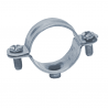 Product image of metal clamp L blue